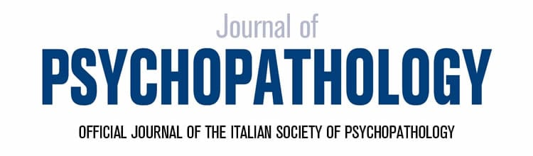 Journal of Psychopathology